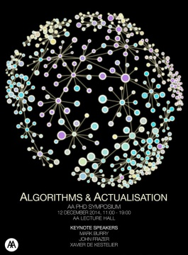Algorithms and Actualization @ AA