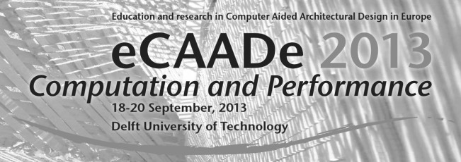 Computation & Performance_eCAADe2013