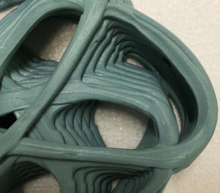 Robotic 3D-Printing, HRL-SinaMostafavi